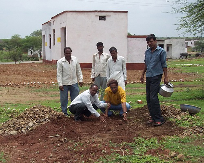 भारतीय संस्कृति में पर्यावरण का धार्मिक एवं शास्त्रोक्त महत्व